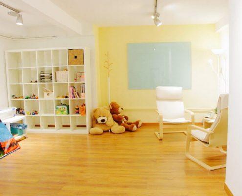 centro de psicología despacho infantil