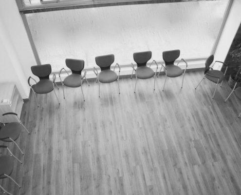 centro de psicología sala formación 2