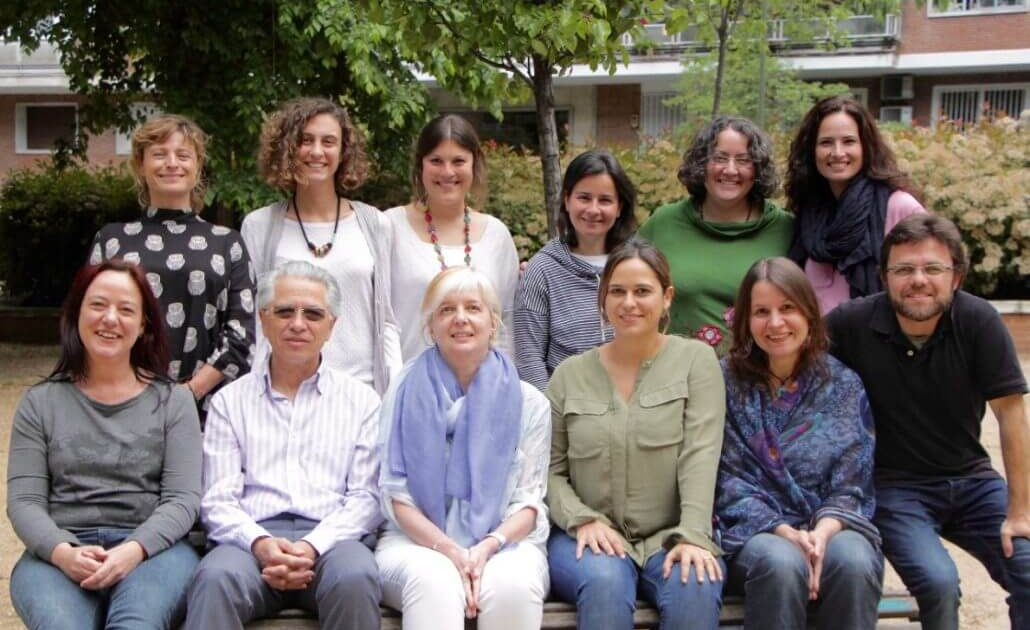 formación para psicólogos taller Ray Little Esquizoides